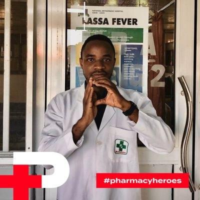 Mon pharmacien, ce héros !