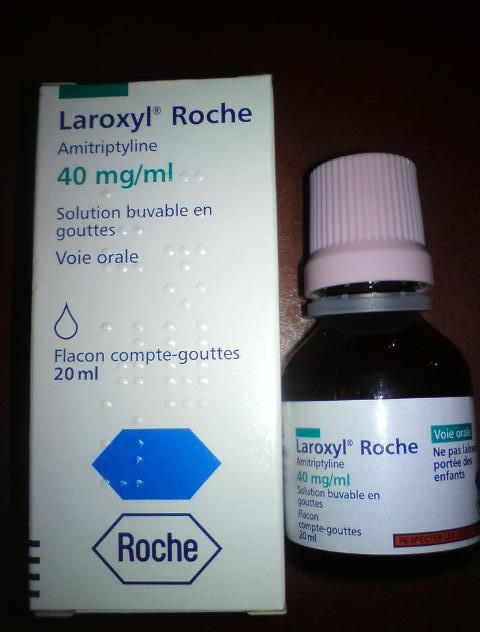 LAROXYL 40 mg/mL, solution buvable : changement du dispositif d'administration pour diminuer le risque d'erreur médicamenteuse