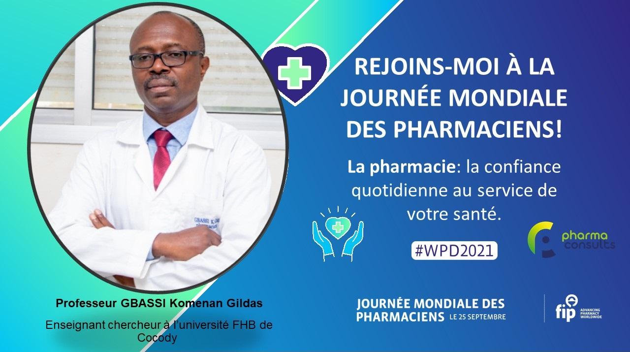 Le 25 septembre, c'est la Journée mondiale des pharmaciens !