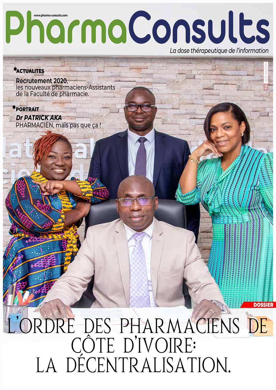 Pharma Consults le dernier magazine